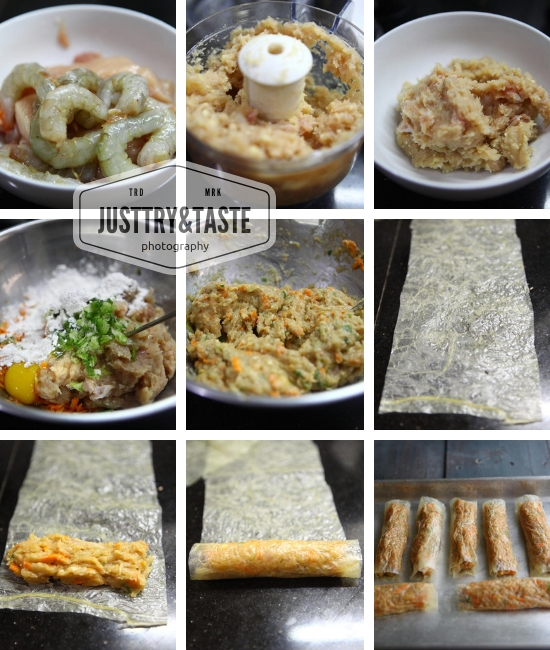 Resep Homemade Kani Roll JTT