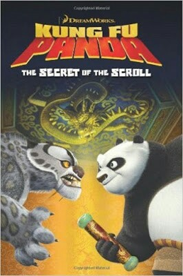 Kungfu Panda The secrets of the scroll