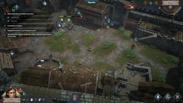 Siege Survival: Gloria Victis - Bastión