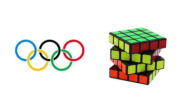 speedcubing in olympics - balap kubus rubik diikutsertakan di olimpiade