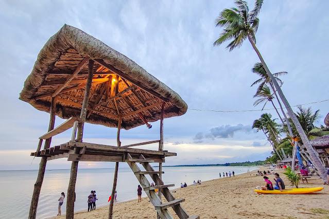 Perfect Spot in Calilayan Cove Resort, Unisan