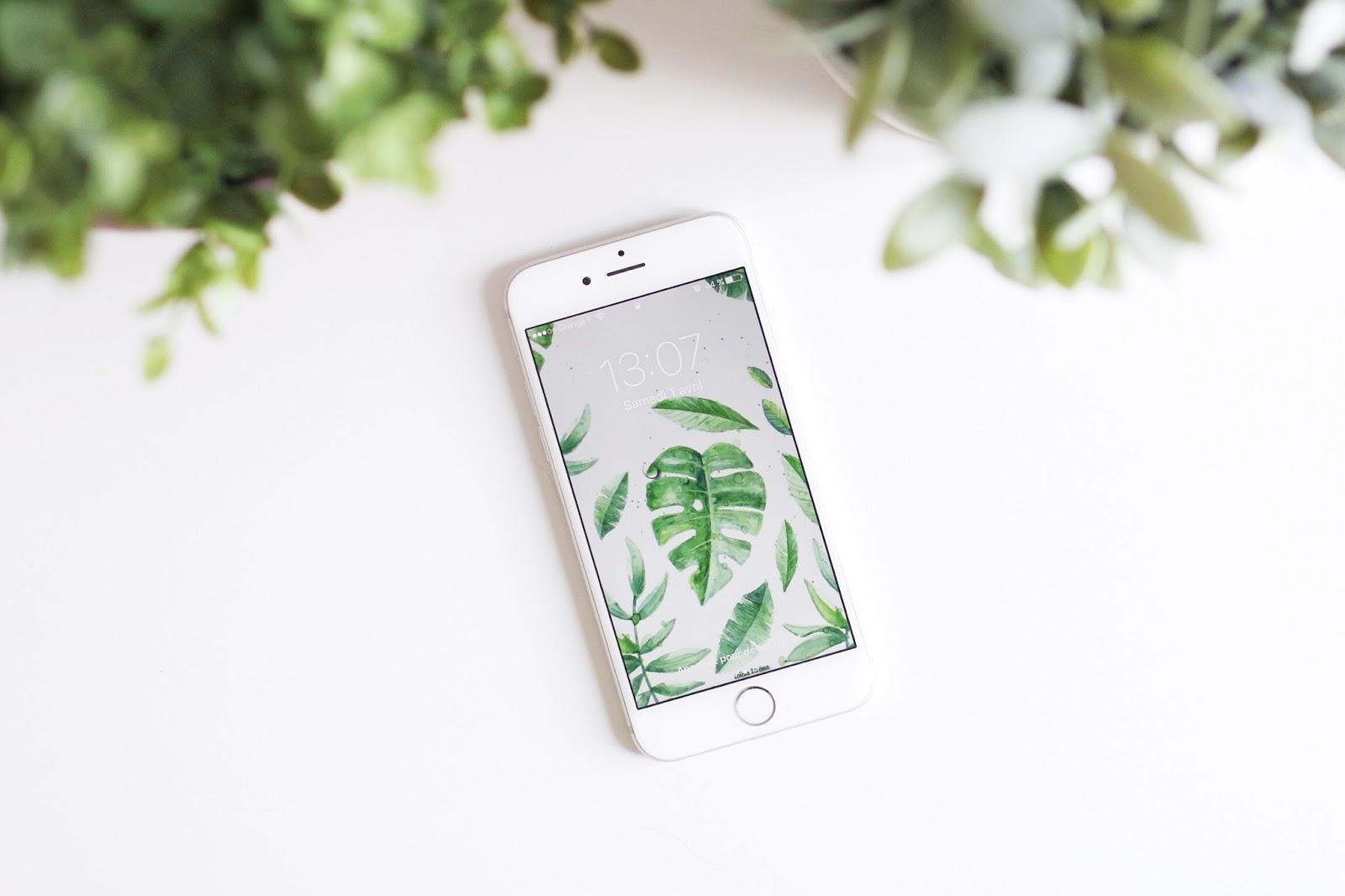 Fond d'écran printemps -  Green Spring par Loïcia Itréma