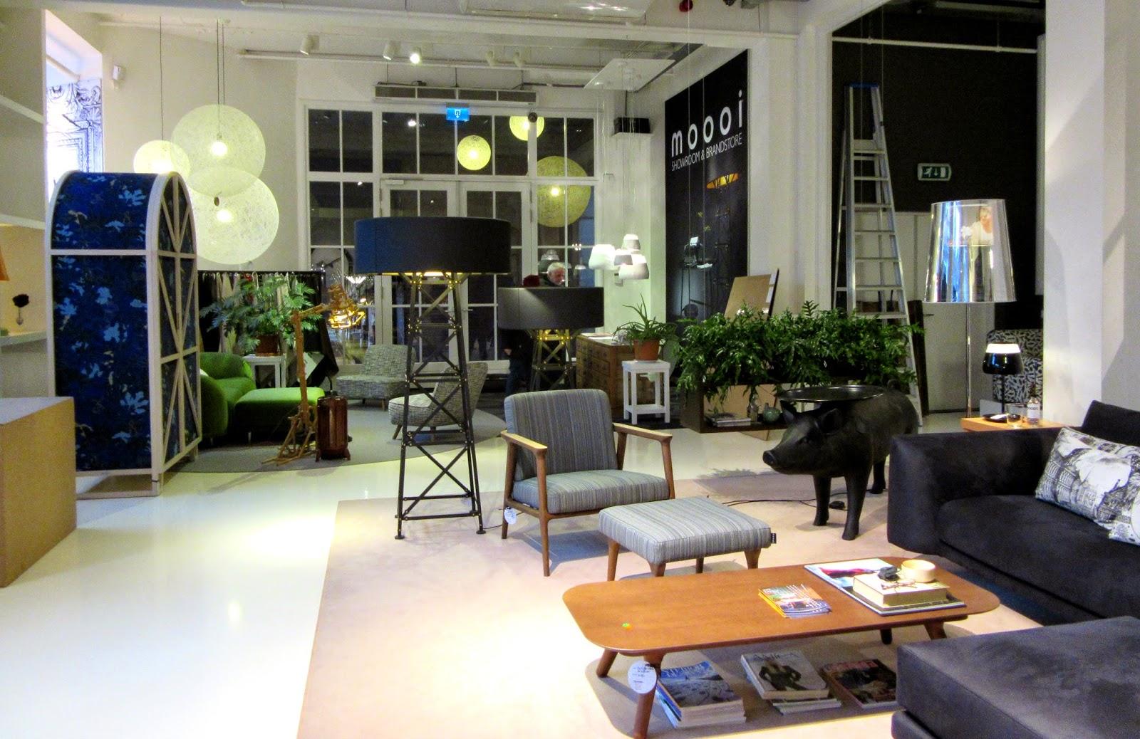 Czas Na Design Moooi Showroom Westerstraat 187