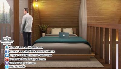 Homestay - Ruang Tidur