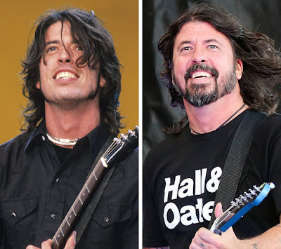 12. Dave Grohl do Foo Fighters
