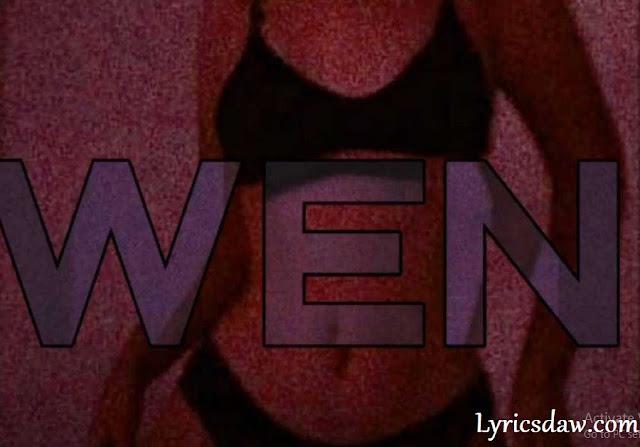 Lyrics Wen AVEG