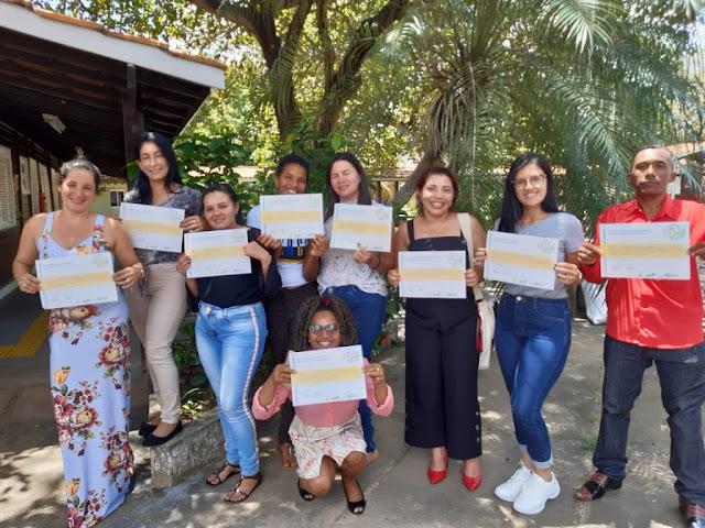 CIDELÂNDIA: Assistência social fecha semana com resultados positivos!!!