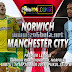 Prediksi Pertandingan Premier League Norwich City VS Manchester CIty