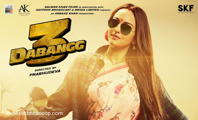 Dabangg 3 full teaser leaked by TamilRockers
