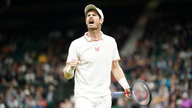 Andy Murray vence mais uma batalha épica e avança em Wimbledon