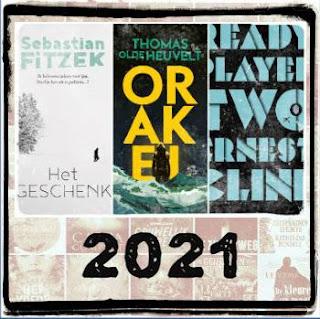 Verwachte boeken in 2021 door De boekenfabriek