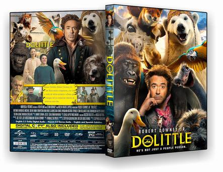 DVD Dolittle 2020 - ISO