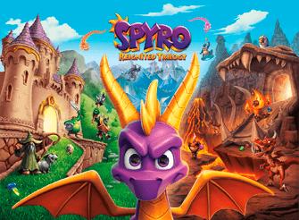 Spyro Reignited Trilogy [Full] [Español] [MEGA]