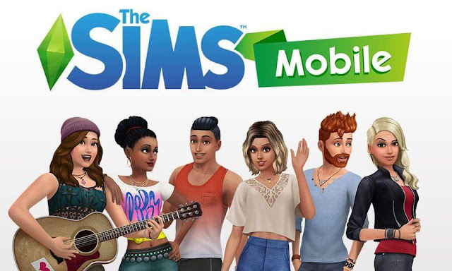 Download The Sims Mobile MOD APK Unlimited Money for Android