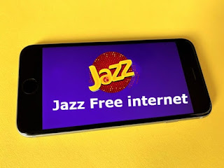 Jazz free internet New code 2021 Enjoy 4G Free internet