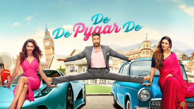 De De Pyaar De Full Movie Download Leaked by TamilRockers