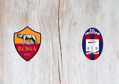 Roma vs Crotone -Highlights 09 May 2021