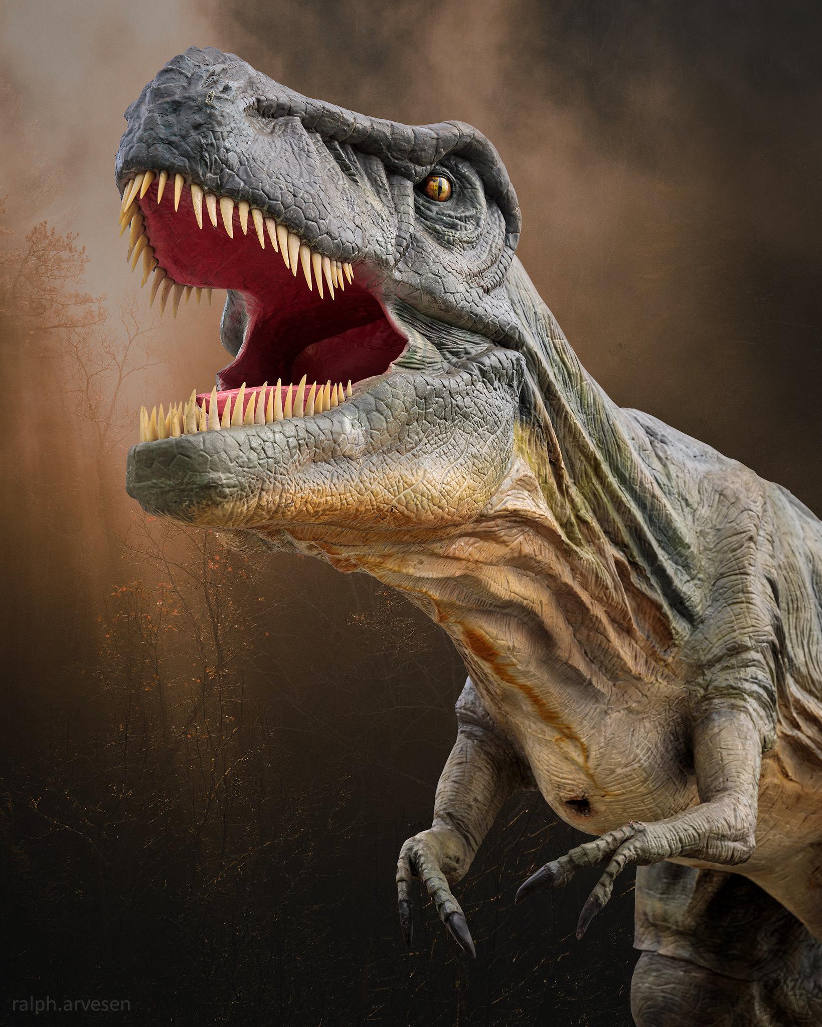 Jurassic Quest Drive Thru | Texas Review | Ralph Arvesen