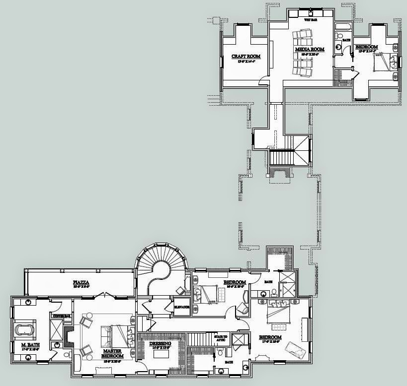 Foxchase Apartments: Southgate Residential: New Pre-Designed Plan: The Foxchase