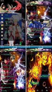 Kumpulan BBM MOD Naruto versi terbaru for Android Edisi Keren dan Versi Lama