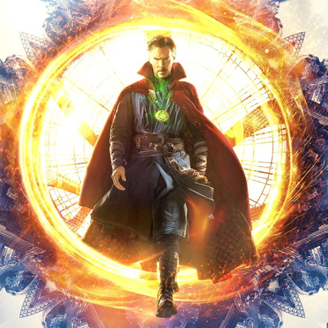 Doctor Strange Sparkles Wallpaper Engine