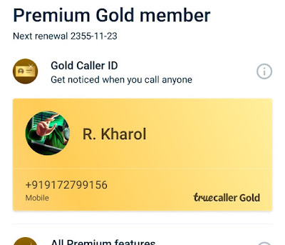 Truecaller v10 45 6 Premium Latest pro Version Mod Apk