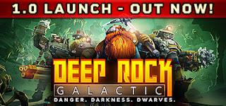 Deep Rock Galactic CODEX