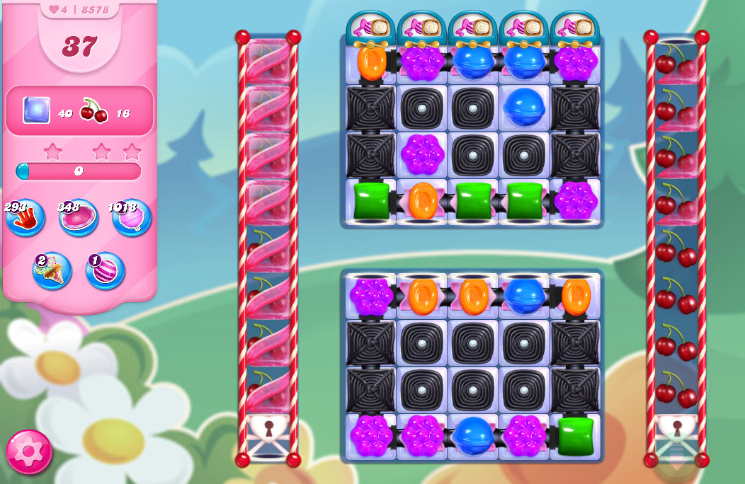 Candy Crush Saga level 8578