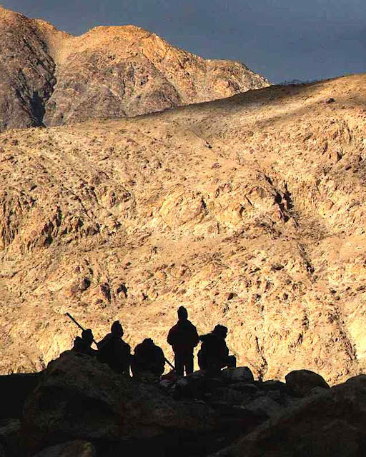Soldados chineses incursionam na região indiana de Ladakh