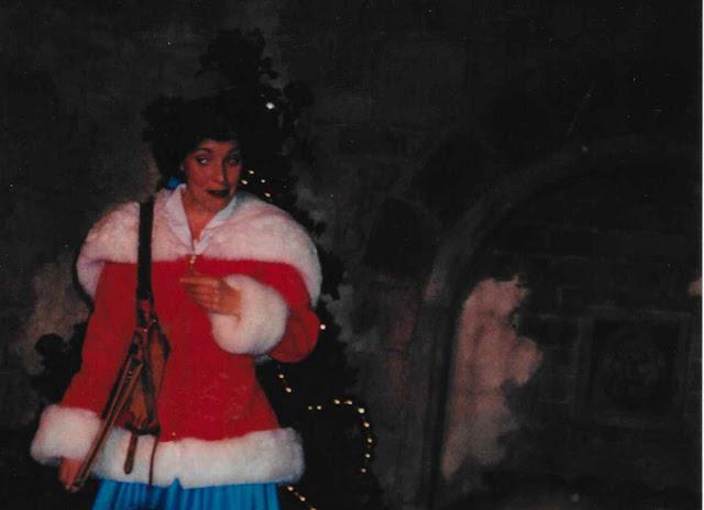 Beauty and the Beast Storytelling Christmas Version Disney World