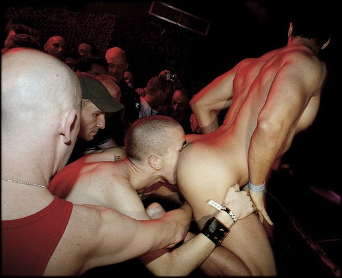 Fetish clubs in new york