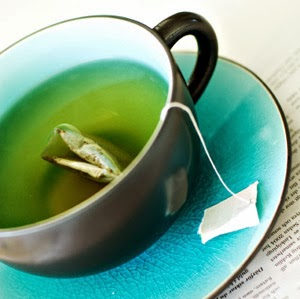 teh hijau untuk menguatkan rambut rontok