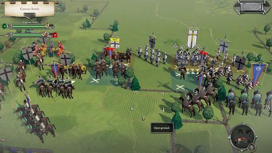 Field Of Glory II Medieval gameplay