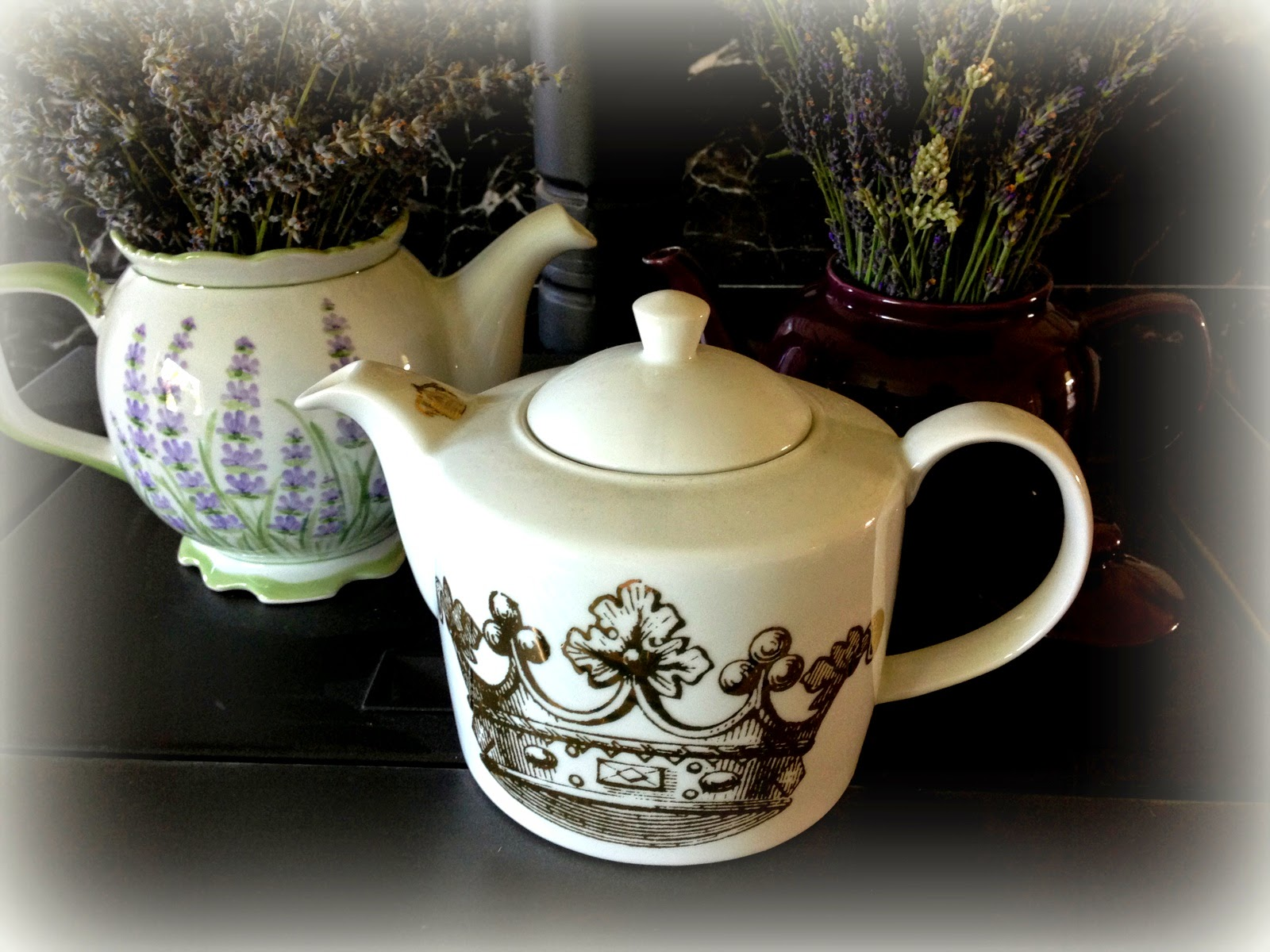 Kings Road Teapot