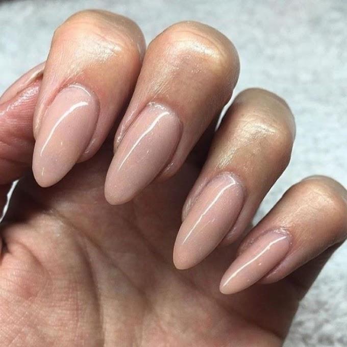 Inspiração de unhas na cor nude, +30 estilo para copiar