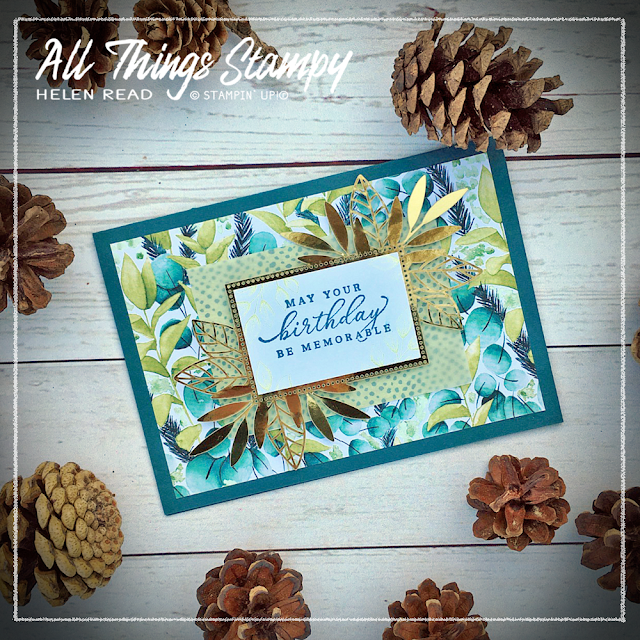 Forever Greenery Suite Stampin' Up! cards