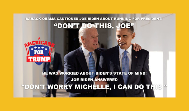 "Memes: BARACK OBAMA ""DON'T DO THIS, JOE"""