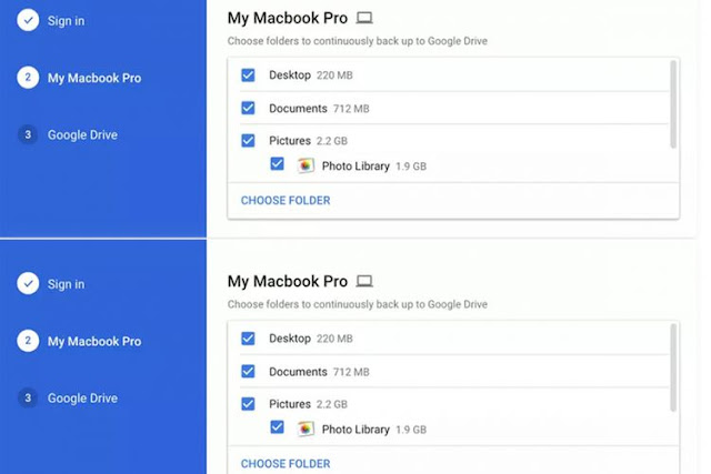 Google Drive Will Backup Entire Contents Computer
