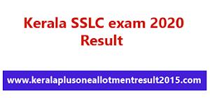 Kerala SSLC examination 2020