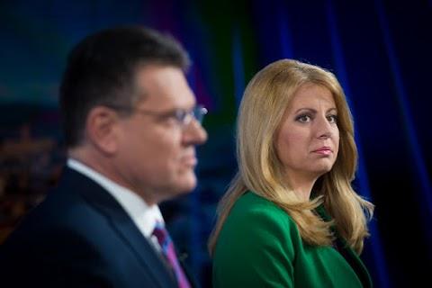 Szlovák elnökválasztás - Megkezdődött a voksolás
