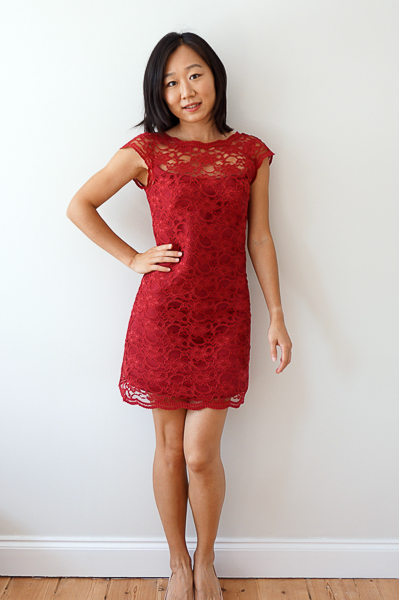 Queen Of Darts Lace Dress