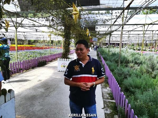Jom ke Genting Strawberry Leisure Farm
