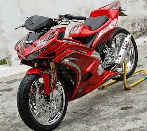 Honda Wave 125 Price >> 25+ Modifications Yamaha Jupiter MX - The Motorcycle