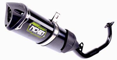 Harga Knalpot Motor Racing NOBI Terbaru 2015