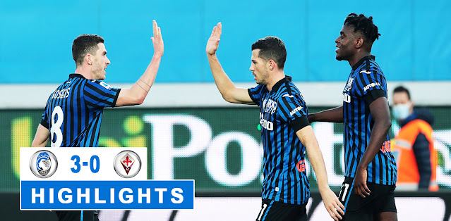 Atalanta vs Fiorentina – Highlights