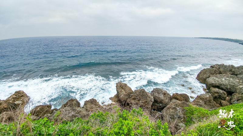 小琉球海龜出沒固定觀賞點之一|中壇太子爺觀海秘境(太子𡊨)