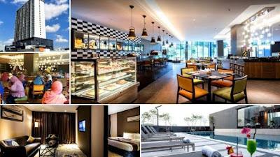 Hotel geno shah alam interior