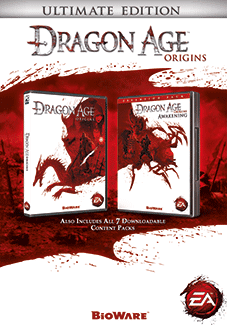Dragon Age: Origins - Ultimate Edition (GOG) - PC (Download Completo em Torrent)