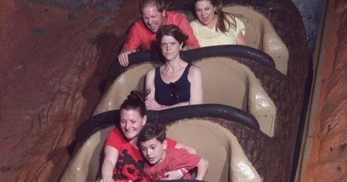 of angry splash mountain lady | lancerlord