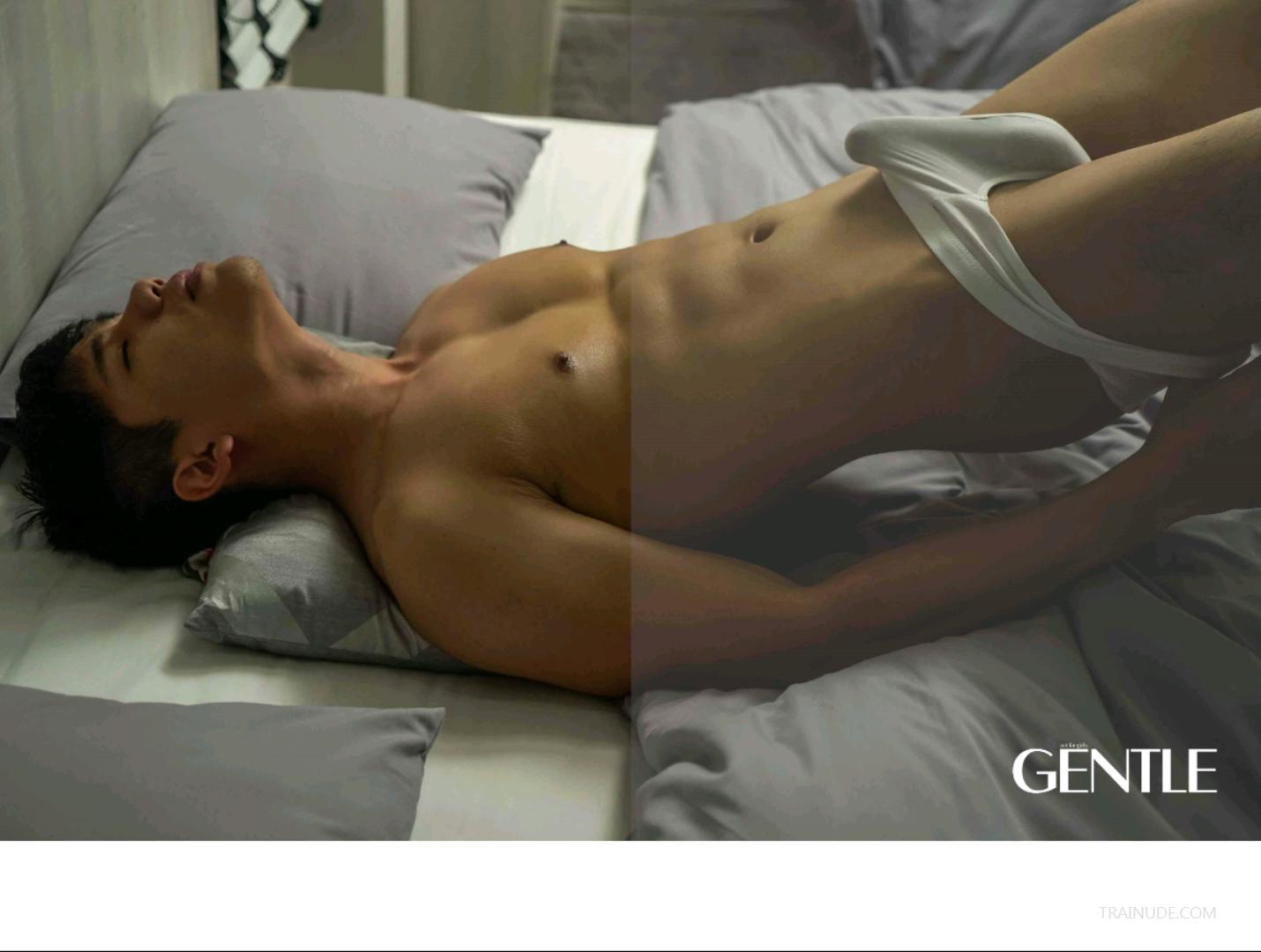 Gentle 01 – Ice Panumas [Ebook+Video]